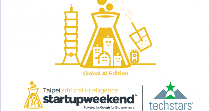 Techstars Global Startup Weekend AI Taipei Edition